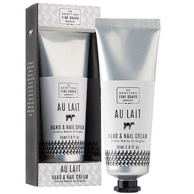 Au Lait Hand & Nail Cream (75 ml)