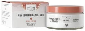 Pink Grapefruit & Argan Oil Body Butter (200 ml) im Glastiegel
