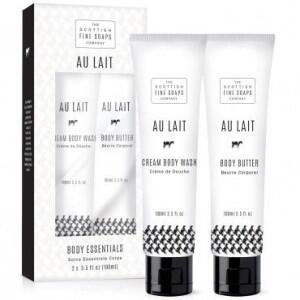 Au Lait Body Essentials (2 x 100 ml)