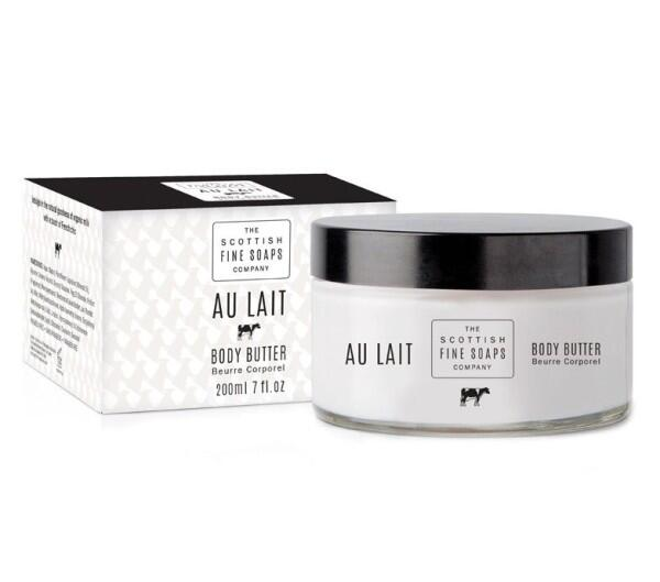 AU LAIT Body Butter 200 ml